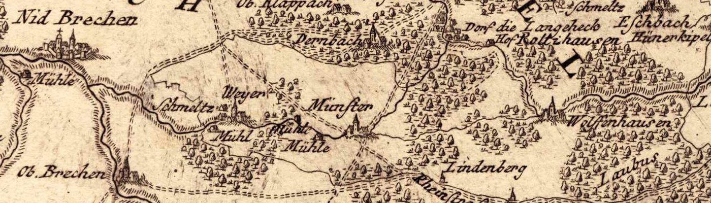 Historische Karten